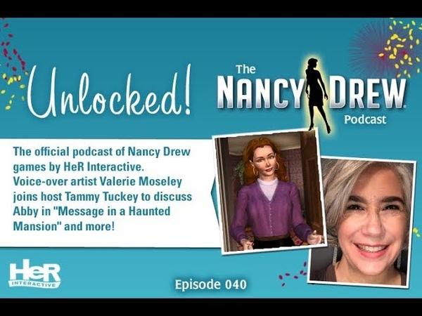 Unlocked! The Nancy Drew Podcast Episode 040