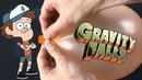 GRAVITY FALLS THEME (BALLOON VS CAT PIANO VS NINTENDO LABO VS OTAMATONE VS CHICKEN AND MONKEY)