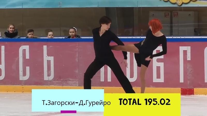 Т.Загорски - Д.Гурейро ПТ ФКР 19 02 2019 T.Zagorski - J.Guereiro FD Russian cup final