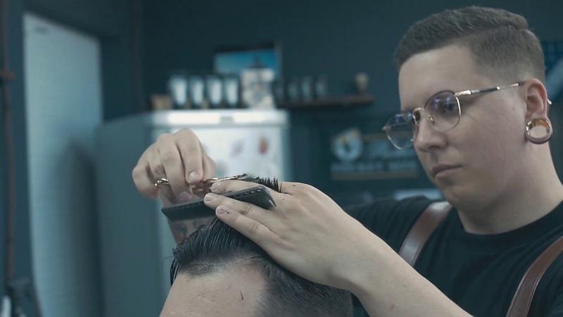 Crowley Barbershop Архангельск