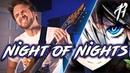 NIGHT OF NIGHTS (Flowering Night) || Metal Cover by RichaadEB