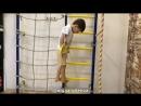 Спортивная стенка Karusel Romana S3