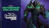SMITE - King Arthur Bundle - Free with Twitch Prime!