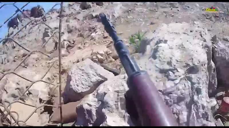 Курды из Рабочей Партии Курдистана уничтожили пост ВС Турции на севере Ирака (предположительно ),4 мая 2019