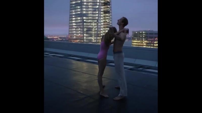 Djrum Blue Violet NYC Ballet