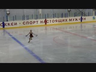 Комарова Мария - КМС Kимpы 3-й этап Кубка Тверской области