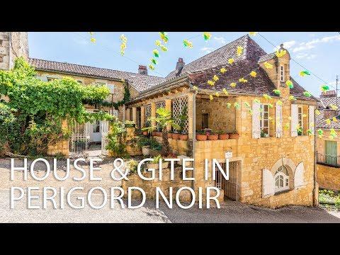House gite for sale St Cyprien - Dordogne - Perigord noir - Ref : 90089ITY24