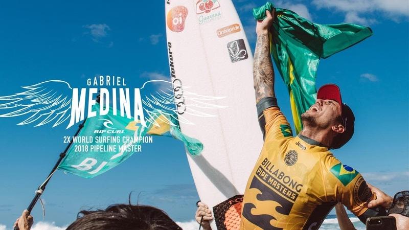 Finals Day | Behind The Scenes with Gabriel Medina | VaiMedina