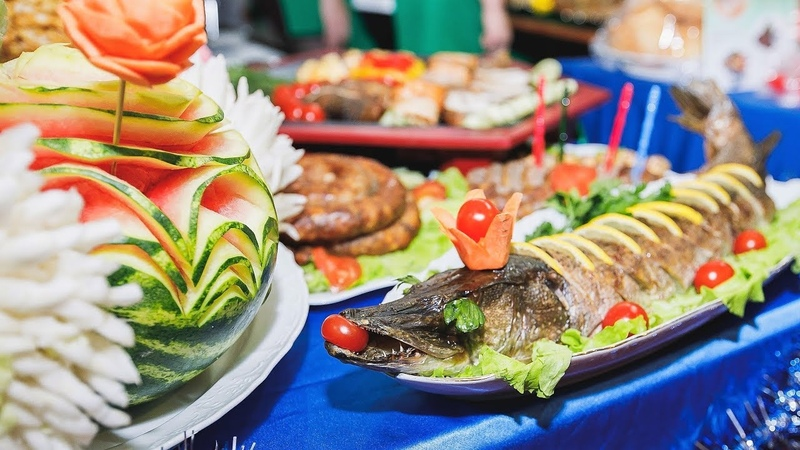Щуку по японски приготовят на Югорском рыбном фестивале