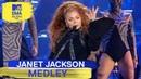 Janet Jackson - Made For Now / Rhythm Nation / All For You Live | MTV EMAs 2018