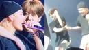 [TAEKOOK] LYS Tour Holding Hands,hugging,shyness 2018