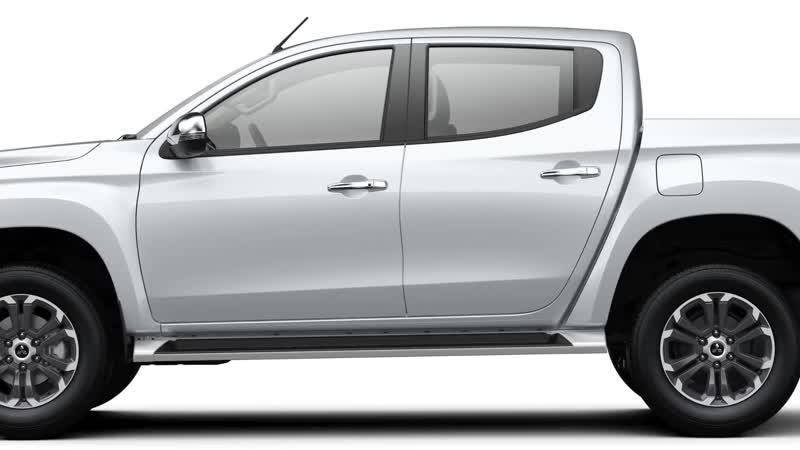 2019 Mitsubishi Triton (L200) facelift Interior and Exterior