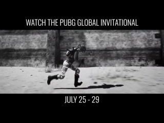 Watch the PUBG Global Invitational July 25 - 29. See 20 top PUBG teams from around the world compete for 2 million in prizes.