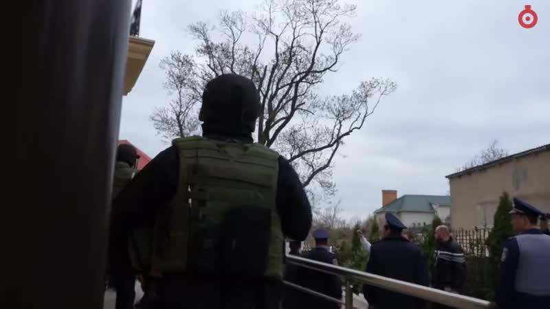 """Столкновение в Одессе активистов Куликового поля и _""""Евромайдана_"""""""