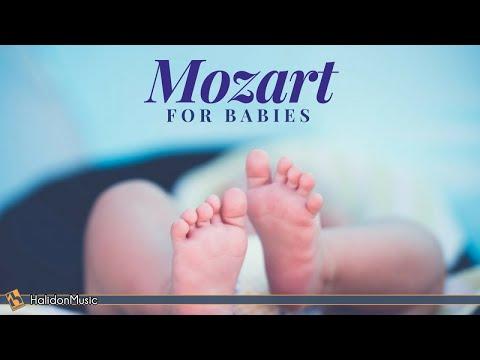 Mozart Effect for Babies - Brain Development Pregnancy Music