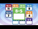 Subtraction -5 Math Song