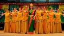 Mahalakshmi, Indian Dance Group Mayuri, Petrozavodsk, Russia