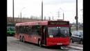 Автобус Минска МАЗ 107 гос № АК 0058 7 марш 168а 31 10 2018