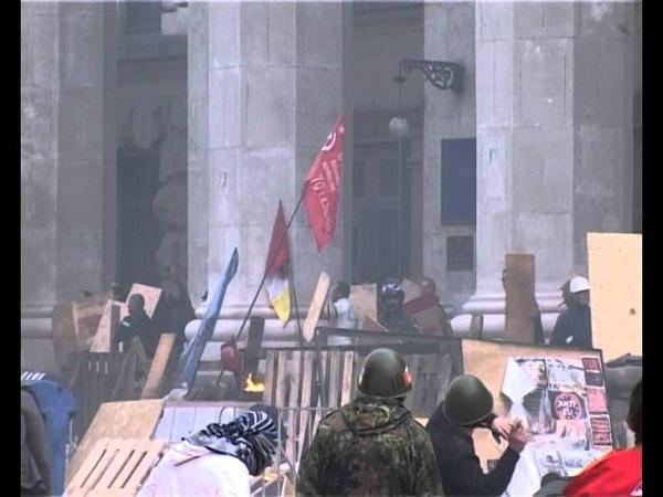Резня в Одессе (02.05.2014)