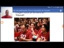 900 advogados entram com Habeas corpus para LULA e se vestem de vermelho