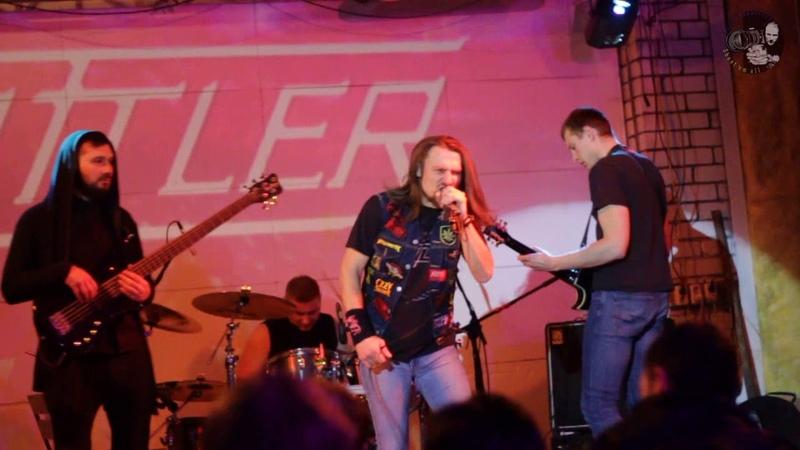 Rattler (Ukr) - Live on Ostring Metal Contest (Dnipro, 10 02 17)