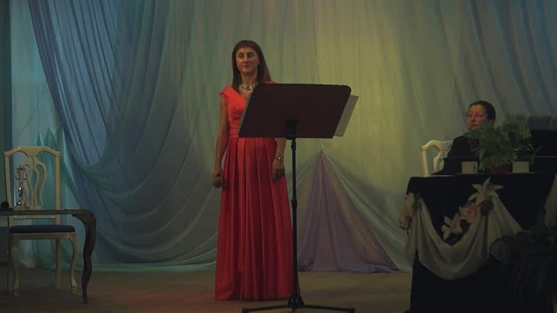 Наталья Ларго - Пленившись Розой, Соловей