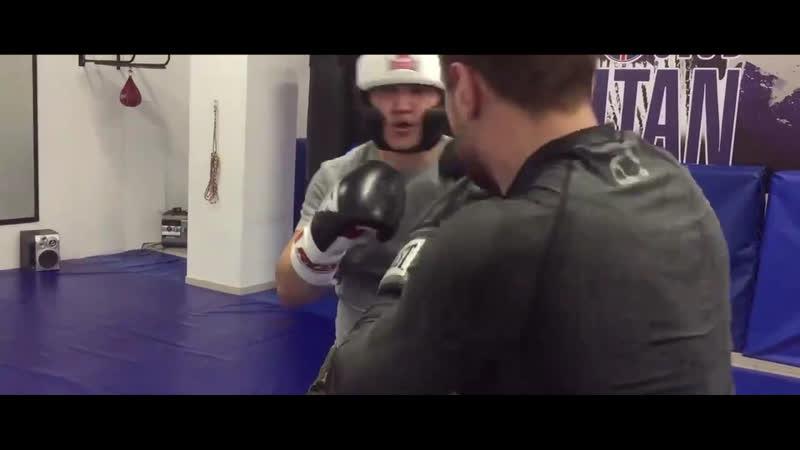 MMA SAMARA (BRITAN FIGHT CLUB)