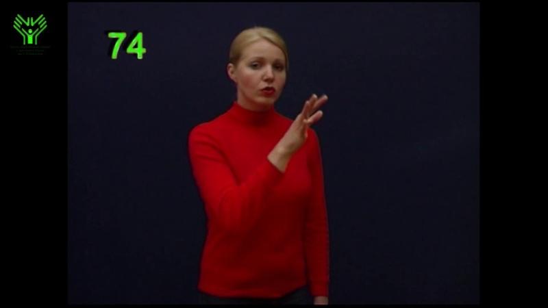 074 Не упустить свое Словарь лексики русского жестового языка