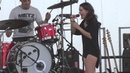 """Heart Heart Head"" Meg Myers@Susquehanna Bank Center Camden, NJ 5/10/15 104.5 Birthday Show"