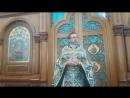 Воскресная проповедь протоиерея Константина в праздник Покрова Матери Божией