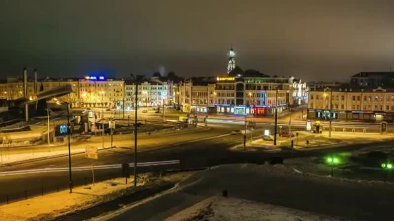 Instmusic presents Sergey SereDa Winter Kazan album History