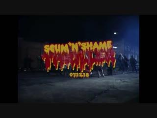 Scum`n`shame: thriller invite video
