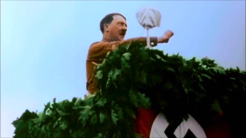 Am Adolf Hitler Platz \ На площади Адольфа Гитлера