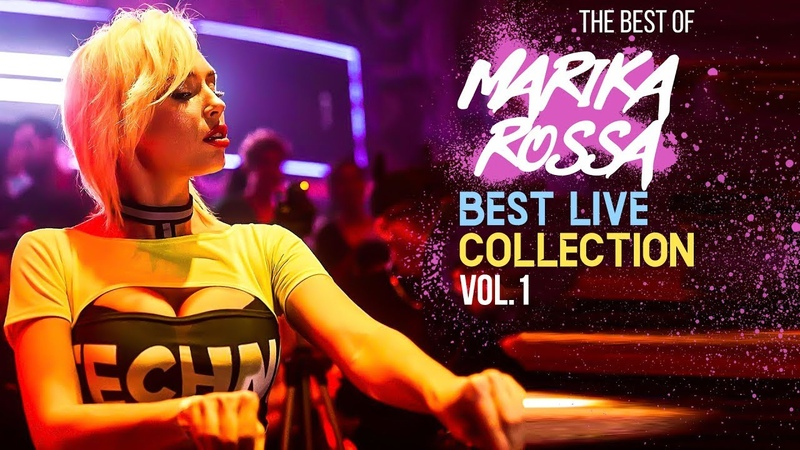 Marika Rossa | Best Live Collection Vol.1 | 2019 [HD]