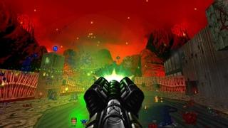 Doom the Way id Did | E3M4: Torture Chambers [Brutal Doom v21 RC1]