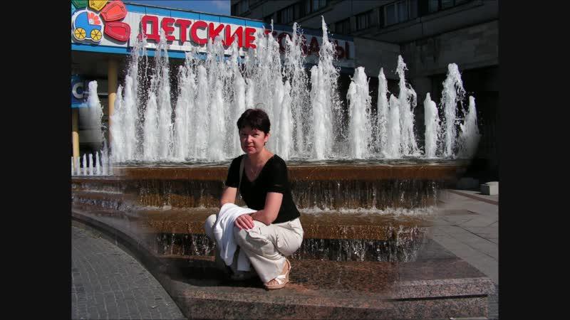 Серебристые фонтаны на Средней Рогатке.