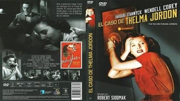 El caso de Thelma Jordon (1950)
