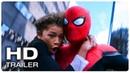 SPIDER MAN FAR FROM HOME Spider Man MJ Swinging Scene Trailer (NEW 2019) Superhero Movie HD