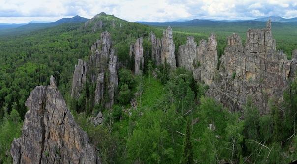 Лучший отдых на Урале