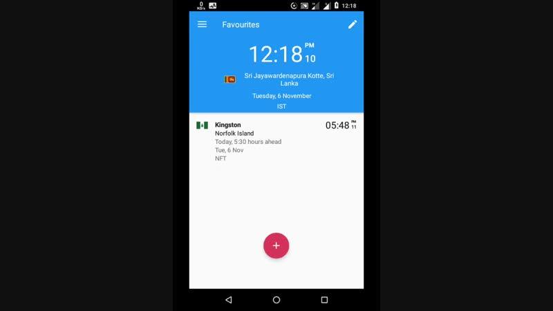 2018-11-06 2299 Norfolk Island 🇳🇫🇳🇫🇳🇫 Kingston 😊😊