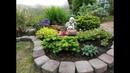 Как мы сад украшаем Ежики Метеостанция Как восстановить садовые фигурки Музыка ветра