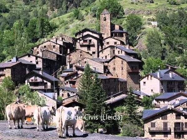Красивейшие города Каталонии / Pueblos de Cataluña atrapados en la Edad Media