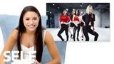 19 сентября Маккензи смотрит танцевальные видеоролики SELF.