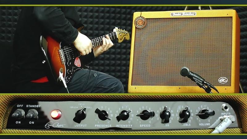 Ламповый Комбоусилитель Fender EC Twinolux