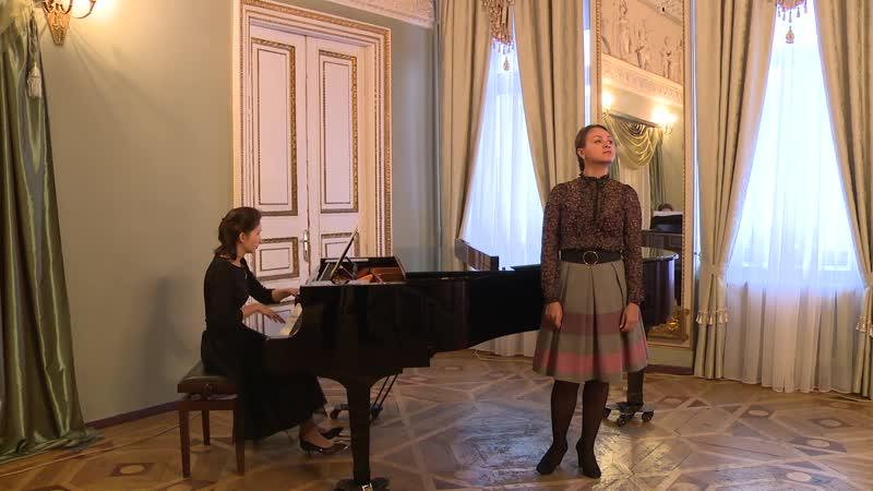 Джоаккино Россини - Каватина Розины из оперы Севильский цирюльник