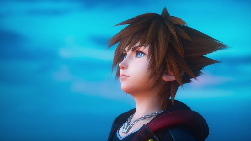 Hikaru Utada Skrillex「Face My Fears(English Version)」(Short Ver.)KINGDOM HEARTS Ⅲ Opening Trailer