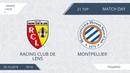 AFL18. France. Ligue 1. Day 21. Racing Club de Lens - Montpellier