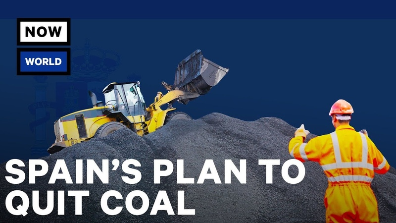 Spains Plan to Quit the Coal Industry Explained | NowThis World