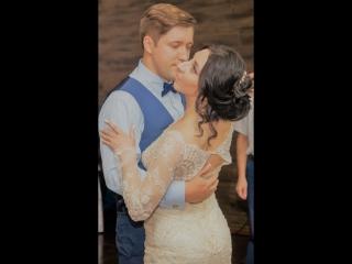 Наш первый брачный танец))