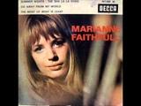 Marianne Faithfull Summer Nights